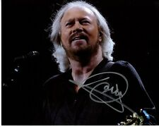 BARRY GIBB signed autographed photo THE BEE GEES