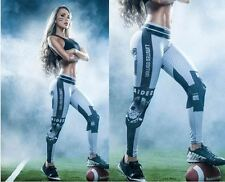 New Europe Style Womens Tight Leggings Fitness Jogging Running Sports Pants