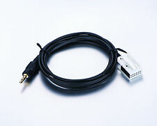 CABLE AUXILIAIRE MP3 AUTORADIO MERCEDES Classe C W203 NEUF