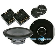 "INFINITY PR6500CS +2YR WARANTY PRIMUS 6.5"" 2 WAY COMPONENT SPEAKERS SYSTEM NEW"