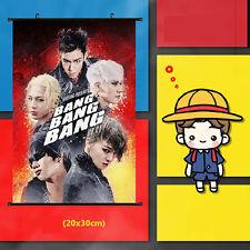 BIGBANG G-DRAGON GD BANG BANG BANG SMALL POSTER KPOP NEW XHB019