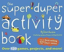 The Super Duper Actvity Book