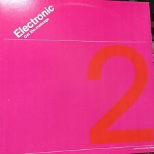 """ELECTRONICA GET THE MESSAGE FREE WILL 12"""""""
