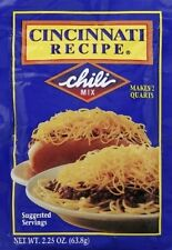 Cincinnati Chili Mix packets 2.25 oz (Pack of 24)