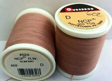 1 ProSpool GUDEBROD Rod Building Thread NCP ALMOND #602 Size D  300 Yds 1 Ounce