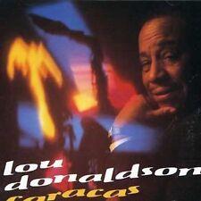 LOU DONALDSON - Caracas CD ** Excellent Condition **