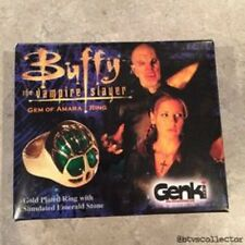 ORIGINAL GEM OF AMARA RING JEWELRY BUFFY THE VAMPIRE SLAYER COLLECTIBLE