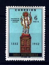 PORTUGUESE INDIA - 1952 - 400° anniversario della morte di San Francesco Xavier