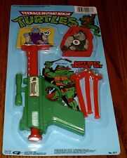 Teenage Mutant Ninja Turtles Soft Dart Target Set Brand New Still In Package!