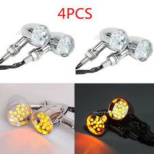 4X Bullet LED Motorcycle Turn Signal for  Suzuki Boulevard M109R M50 M90 M95