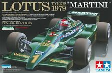 Tamiya 20061 1/20 Lotus TYPE 79 1979 MARTINI w/ Engine Limited from Japan Rare