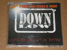 DOWN LOW (ENNIO MORRICONE)- ONCE UPON A TIME - CD SINGOLO COME NUOVO (MINT)