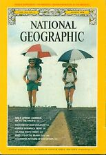 NATIONAL GEOGRAPHIC MAGAZINE - AUG 1979 - Bird Migration - Shipwrek - N. Yemen