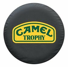 """29"""" Camel Trophy Tire Cover - Discovery I & II"""