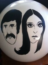 The Sonny And Cher Show  Globe PROP Reproduction CBS TV