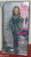 Hollywood Nails Barbie  1999 All Original Doll 17 Years Old Doll In Box New