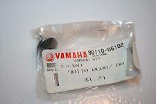 nos Yamaha motorcycle socket bolt r6 fz1 fz8 rear arm 90110-06102