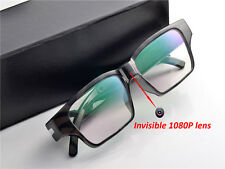 HD 1080 Invisible lens Eyeglasses Camera No Hole Glasses camcorder full Record