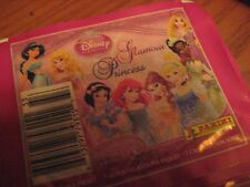 Panini Disney Princess Glamour Sticker lot of 10  pack new  70 in all