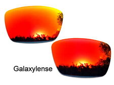 Galaxy Replacement Lenses for Oakley Fuel Cell Red Polarized 100%UVA&UVB