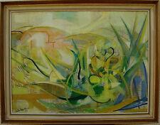 Nils Björklund *1912, Vegetative Komposition, datiert 1950