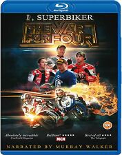 I, SUPERBIKER - THE WAR FOR FOUR SUPERBIKES BLU RAY 2014