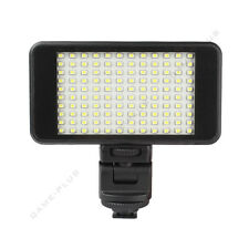 Rechargeable 120 LEDs Professional LED Video Light for DV Camcorder DSLR Camera