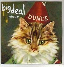 (CS38) Big Deal, Chair - 2011 DJ CD