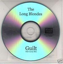 (G576) The Long Blondes, Guilt - DJ CD