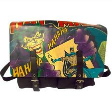 JOKER BATMAN SATCHEL BAG MESSENGER DC OFFICIAL GOOD QUALITY BRAND NEW WITH TAGS