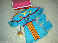 American Girl KAYA'S POW WOW DRESS OF TODAY Outfit Native Indian NEW