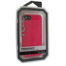 New INCIPIO Frequency Pink Silicon NGP Case for iPhone 5 w Screen Protec IPH-801