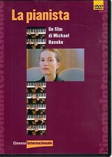 La pianista -M.HANEKE, Film in DVD, 2001, 130 minuti - Cinema - ST566
