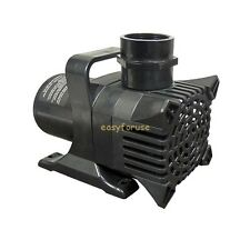 NEW 2700GPH SUBMERSIBLE KOI & GOLD FISH  POND PUMP 250W NO OIL EXTRA LONG CORD