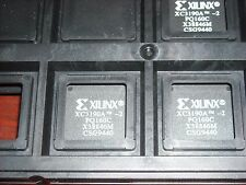 Xylinx XC3190A-2PQ160C Field-Programmable Gate Array, 320 Cell, 160 Pin, QFP