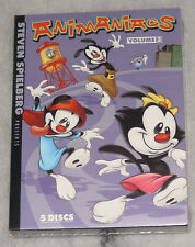 Animaniacs: Volume 3 Complete  (Steven Spielberg) DVD Box Set - NEW SEALED