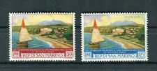 San Marino 1960 12° Fiera internazionale filatelica con posta aerea Mnh