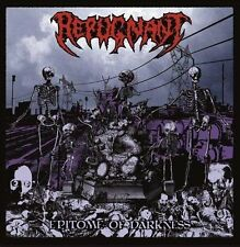 REPUGNANT-EPITOME OF DARKNESS CD NEW