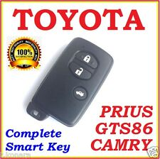 TOYOTA SMART REMOTE KEY CAMRY / PRIUS / GTS86 3 BUTTON