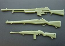 Vintage Gi Joe Stony Smith Rifle set