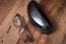 Alfred Dunhill Brown Thick Rim Glasses D8006 Made In Italy