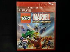 LEGO Marvel Super Heroes [Greatest Hits] (Sony Playstation 3)