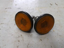 Mazda MX5 MK1 Side Indicator Repeaters Amber Wing Units(pair)