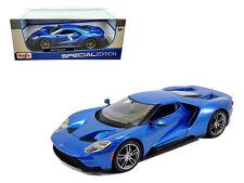 2017 Ford GT Supercar Blue1:18 SCale Diecast Big Boy Toys & Model Cars 31384B