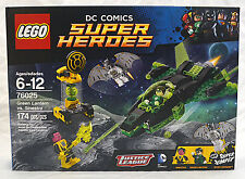 LEGO DC Comics Super Heroes Green Lantern vs. Sinestro 76025 + Space Batman RARE