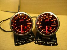 -=Turbo boost gauge=-   Suit Isuzu Dmax 2008 to 2015 RHS only