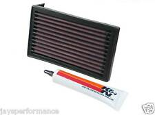 YAMAHA XT600E (90-99) K&N HIGH FLOW AIR FILTER ELEMENT YA-6090