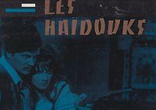 LES HAIDOUKS romania film PRESSBOOK