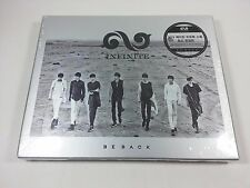 INFINITE 2nd Repackage Album [BE BACK] K-POP CD w/ Booklet photocard Sealed Idol