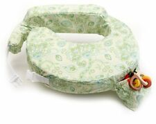 My Brest Friend Pillow, Nursing, Breast Feeding, Green Paisley MSRP $45
